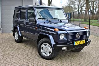 Mercedes-Benz-G-Klasse